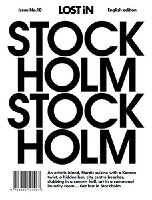 LOST iN Stockholm: A modern city guide that presents and curates each city from a local's perspective