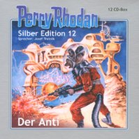 Perry Rhodan Silber Edition 12. Der Anti. 12 CDs