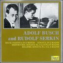 Adolf Busch and Rudolf Serkin
