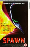 Spawn - Feature [UK-Import] [VHS]
