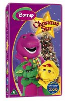 Barney - Christmas Star [VHS] [UK Import]