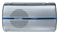 Grundig Music Boy 50 Tragbares Radio chrom