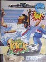 Super Kick Off (Mega Drive) gebr.