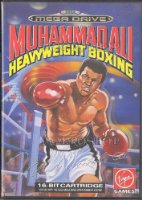 Muhammad Ali Heavyweight boxing - Megadrive - PAL