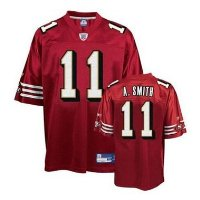 NFL San Francisco 49ers Trikot A. Smith, Size: XXL