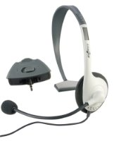 Xbox 360 - Soundlution Headset 360 Weiß