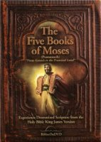 The Five Books Of Moses [UK Import]