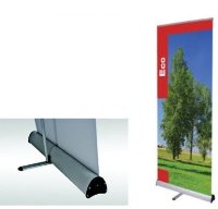 "WMS ""Rollup D"" Roll-Up Banner / Ultima Displays"