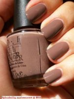 OPI Over The Taupe (0.5 fl oz) Nagellack 15 ml