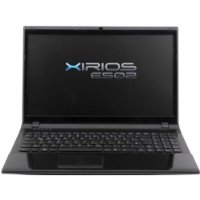Schenker Business Notebook Xirios E502 39,6cm (15.6'') - Celeron 877, 2GB, 320GB, Intel HD Graphics, Windows 7 HP 64-Bit