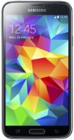 Samsung Galaxy S5 Smartphone (12,95 cm (5,1 Zoll) Touch-Display, 2,5 GHz Quad-Core Prozessor, 2 GB RAM, 16 MP Kamera, Android 4.4 OS) - Schwarz [T-Mobile]