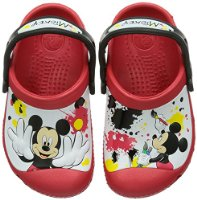 crocs CC Mickey Paint Splatter  Jungen Clogs