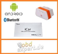 Vgate Bluetooth - Diagnose - Interface (Android)