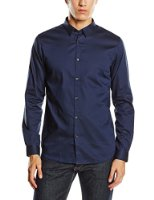 JACK & JONES PREMIUM Herren Business Hemd jjprANNIVERSARY SHIRT L/S PLAIN