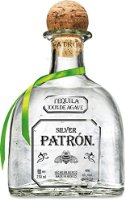 Patron Silver Tequila 75cl (40% Vol)