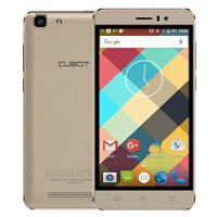 "Cubot Rainbow Smartphone 5.0 ""IPS-Schirm Android 6.0 OS Quad Core MTK6580"